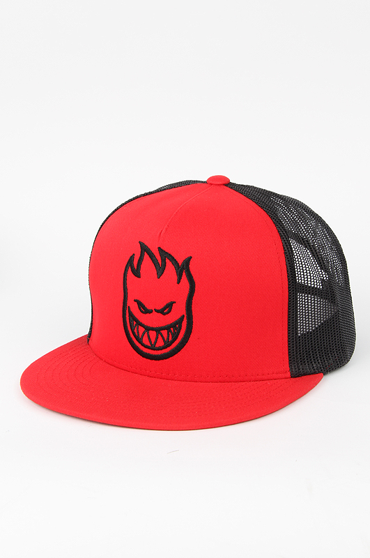 SPITFIREFirehead Trucker Red