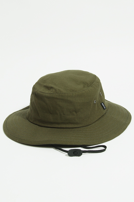 THE QUIET LIFE Swamp Sun Hat Army