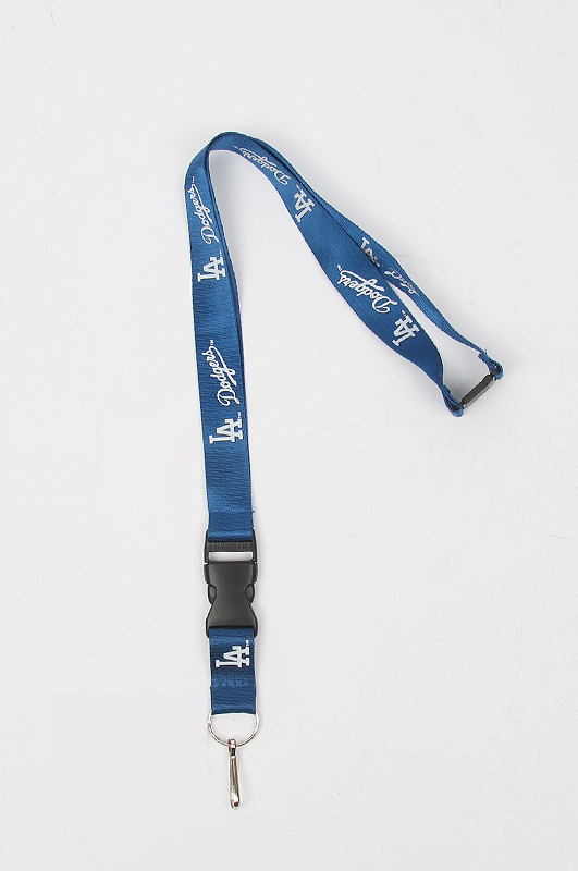 MLB Lanyard LA Dodgers Blue