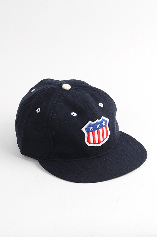Ebbets Field Ballcaps SF Seals 1945
