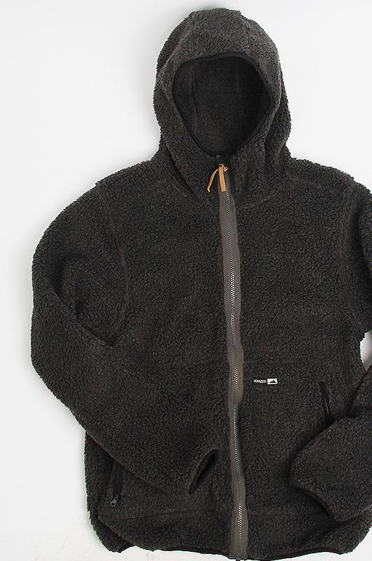 HOLDEN Sherpa Zip-Up Flint