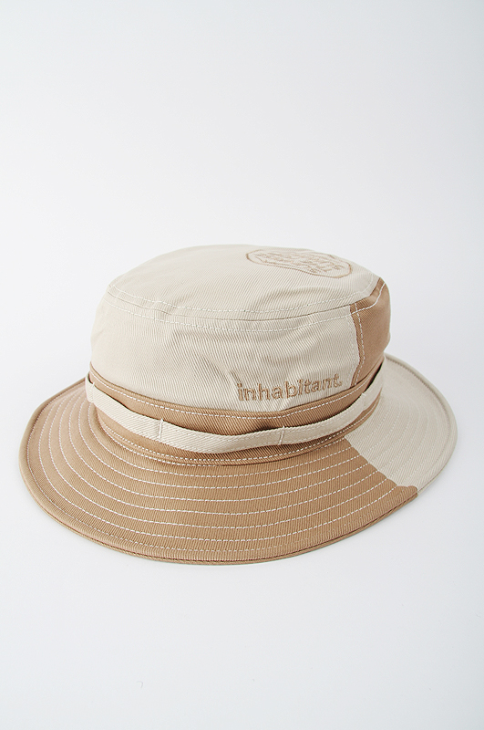 INHABITANT Patch Hat Be