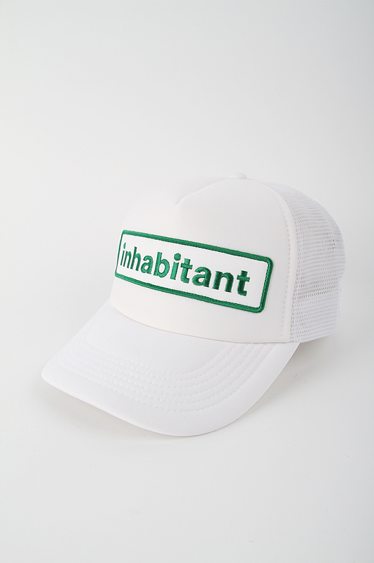 INHABITANT Basic Cap Wt