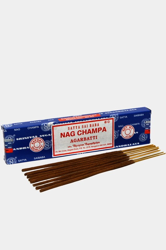 INCENSE Nagchampa 40g