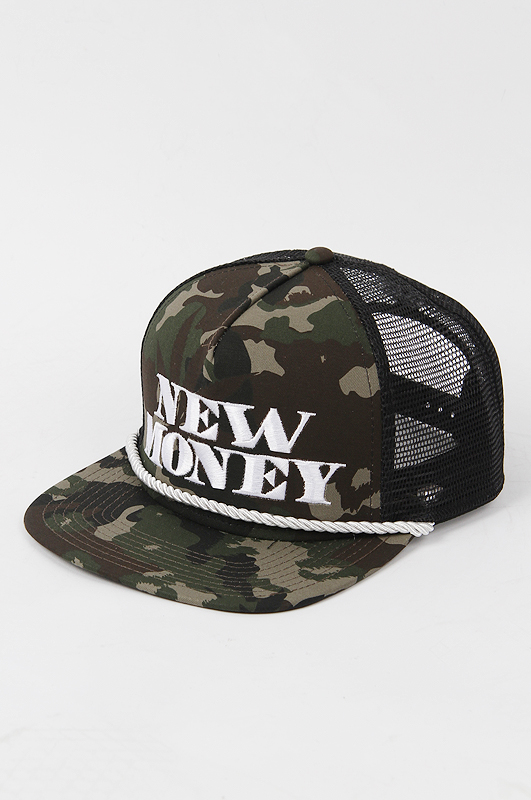 ROCKSMITHNew Money Trucker Woodland Camo