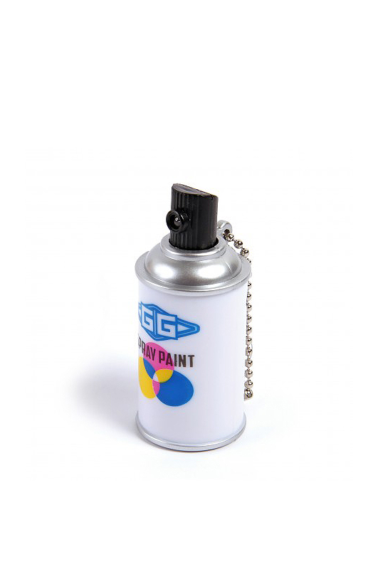 GAMAGOSpray Can LED Keychain