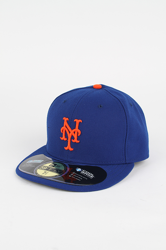 NEWERA Authentic Home On Field Cap NewYork Mets