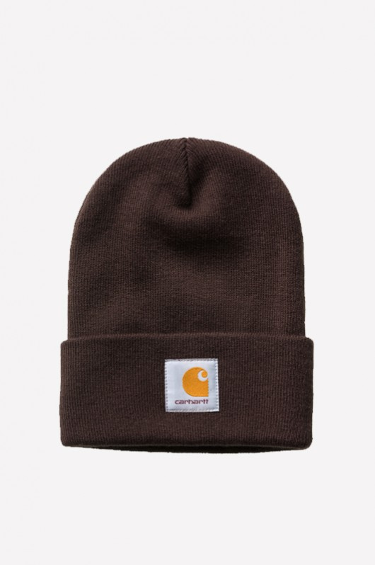 CARHARTT-WIPAcrylic Watch Hat Dark Brown