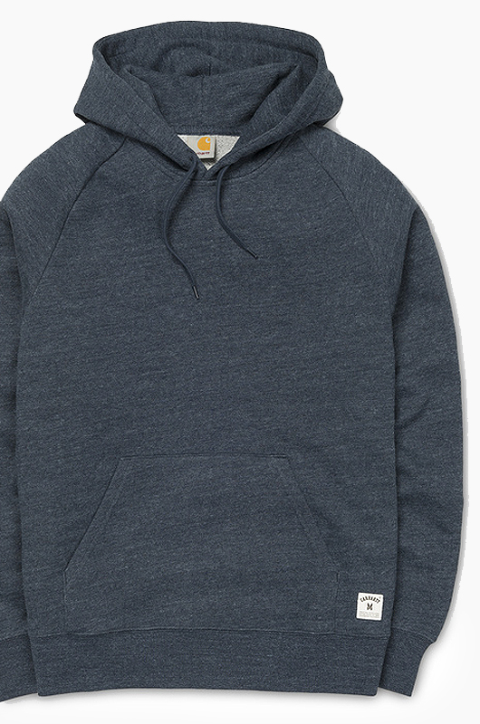 CARHARTT-WIPHolbrook Hooded Duke Blue Heather