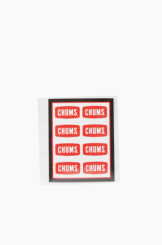 CHUMS Mini Logo Sticker
