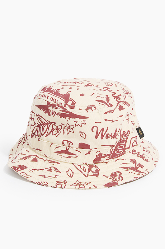 BENNYGOLD Tropics All-Over Bucket Cream