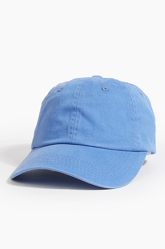 PORT AUTHORITY Washed Cap BLUE