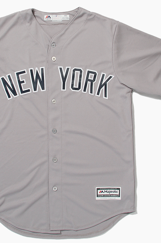 MAJESTIC New York Yankees Jersey Away