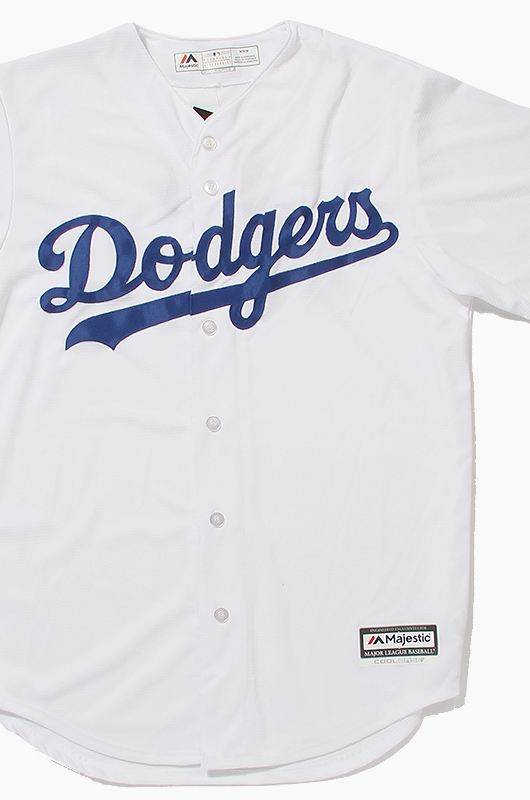 MAJESTIC LA Dodgers Jersey Home
