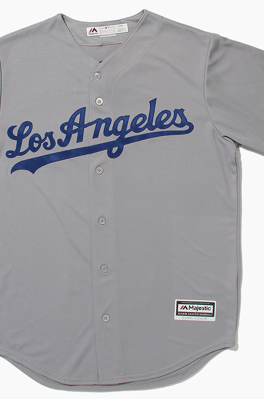 MAJESTIC LA Dodgers Jersey Away
