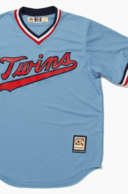 MAJESTIC Cooperstown Minesota Twins Jersey