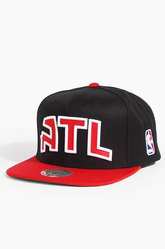 M&N NBA NM04Z MTC Hawks