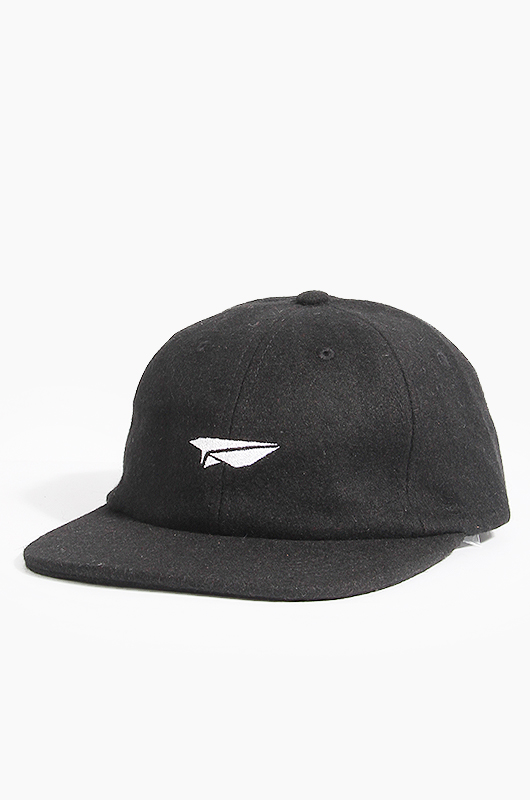 BENNYGOLD Clssic Plane Wool 6panel Polo Black