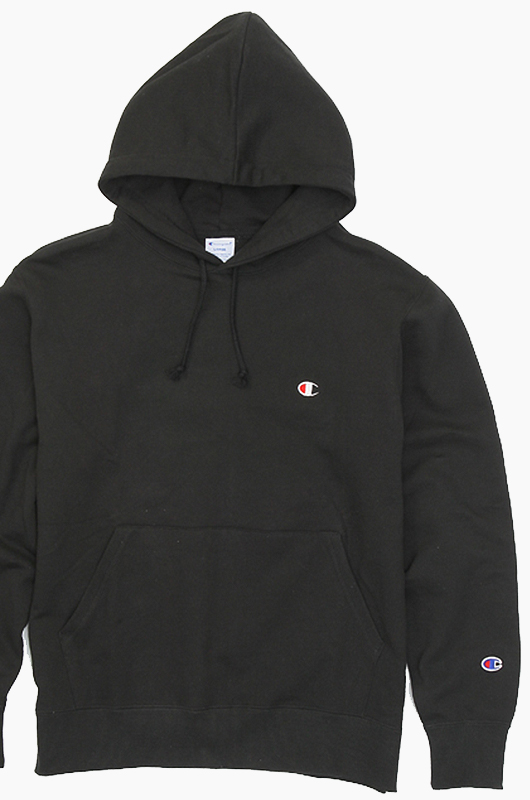 CHAMPION (JAPAN) Pullover Hoodie(C3-C118) Black