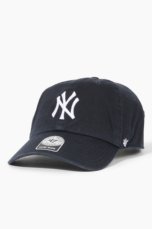 47BRAND MLB Clean Up Yankees(Navy)