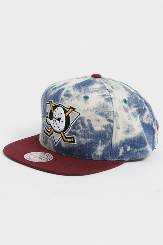 M&N NHL 2Tone Snapback Ducks