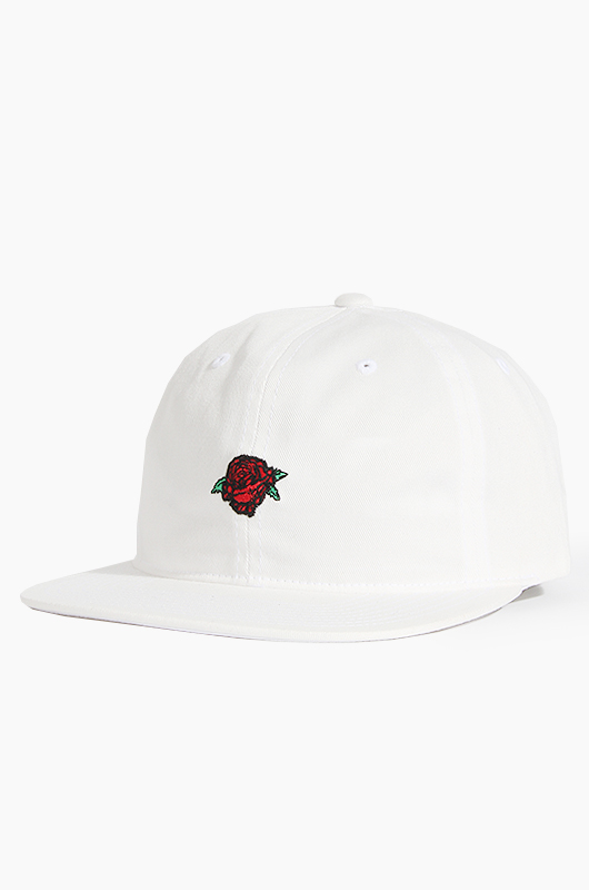 OBEY Rose Hat White