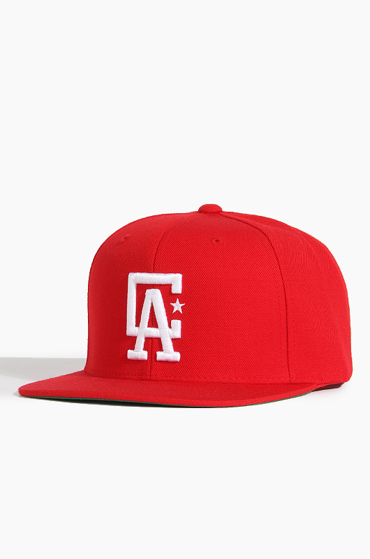 CLSCCLA Snapback Red