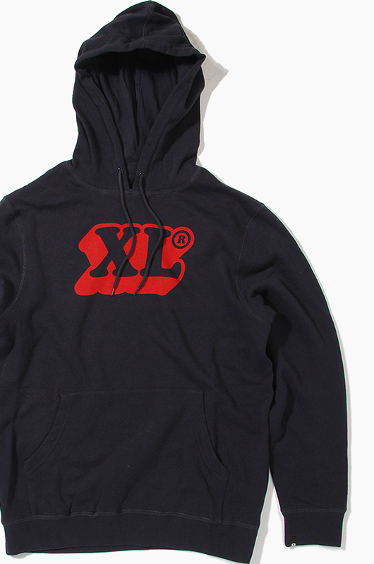 XLARGE XL Bubble Hoodie Navy