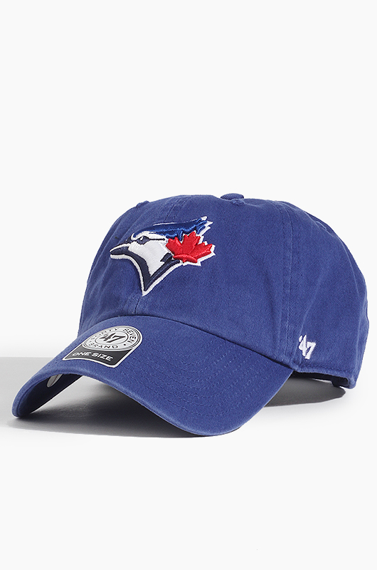 47BRAND MLB Clean Up Blue Jays(Blue)