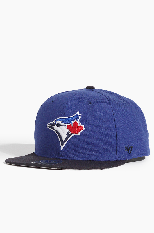 47BRAND MLB Sure Shot Snapback Blue Jays(Royal)