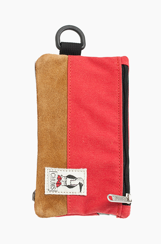 CHUMS Mobile Mesquite Case Red