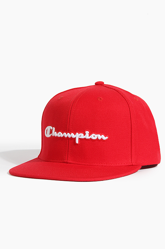 CHAMPION BB Snapback Red