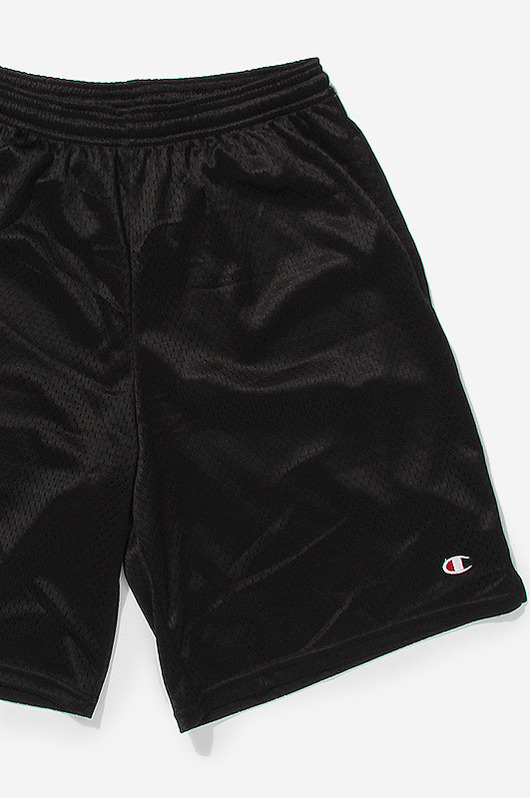 CHAMPION Long Mesh Short Black