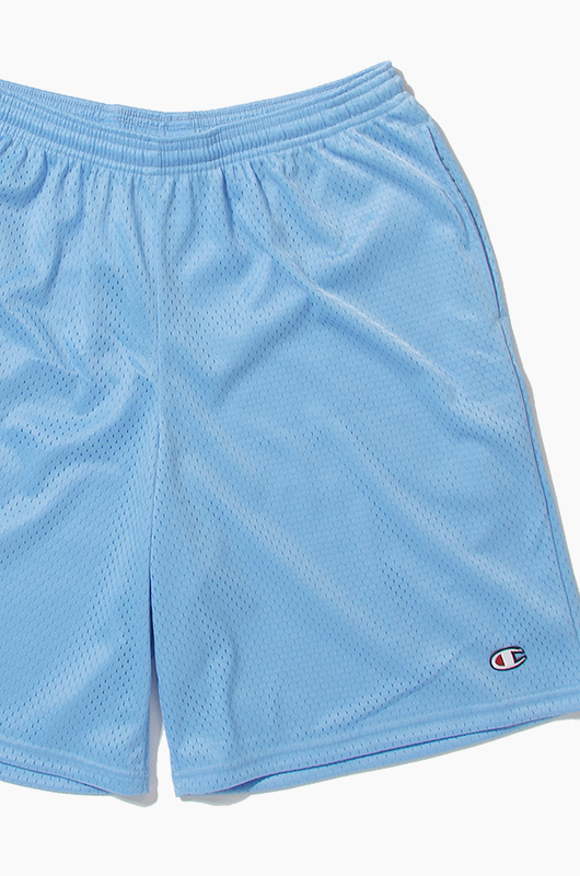 CHAMPION Long Mesh Short S.Blue