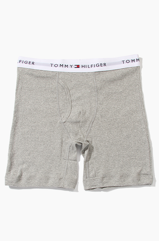TOMMY HILFIGER Men's Boxer Grey