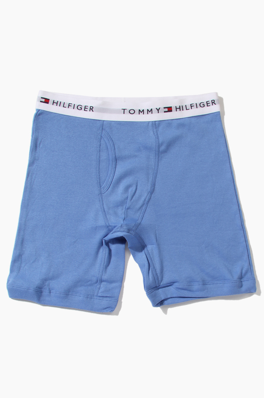 TOMMY HILFIGER Men's Boxer Sky Blue