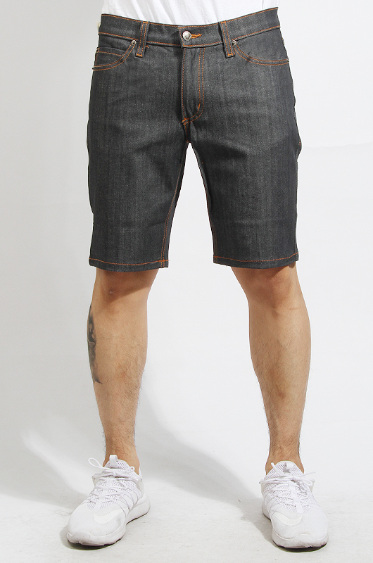 RUSTICDIME Short Charcoal Grey
