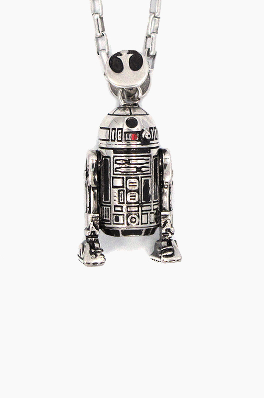 HAN CHOLO R2D2 Necklace
