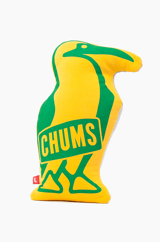 CHUMS Booby Cution Yellow/Green