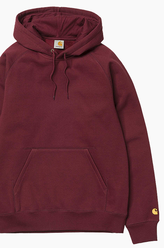 CARHARTT-WIP Chase Hooded Chianti