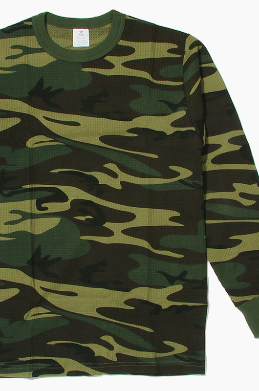 ROTHCOThermal Top W.Camo