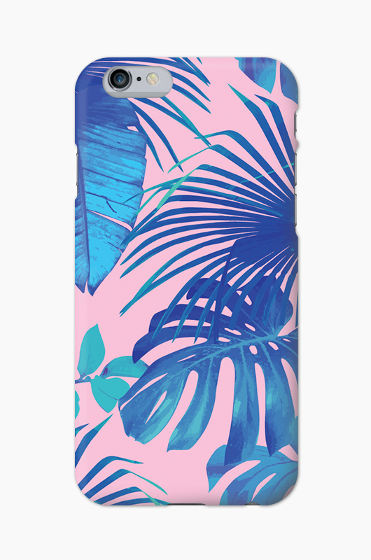 CHILLN Graphic Case Colorful Leaves1