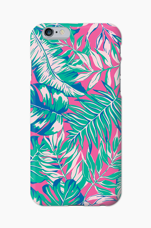 CHILLN Graphic Case Colorful Leaves2
