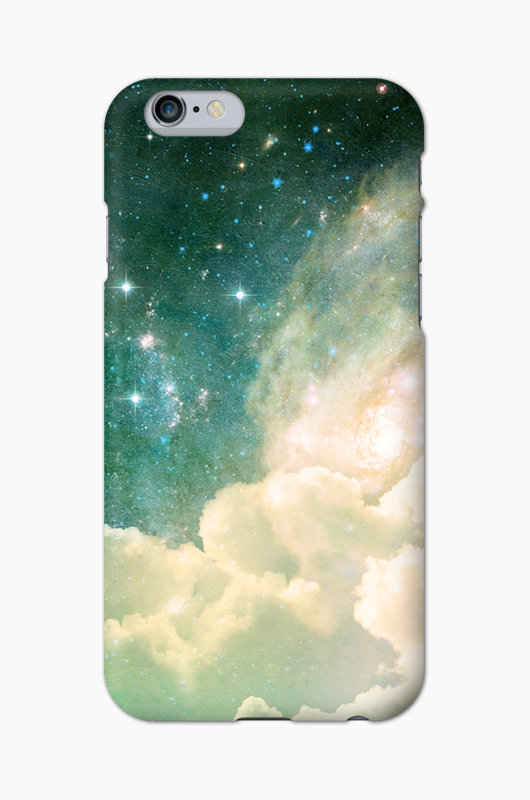 CHILLN Graphic Case Cloud Space