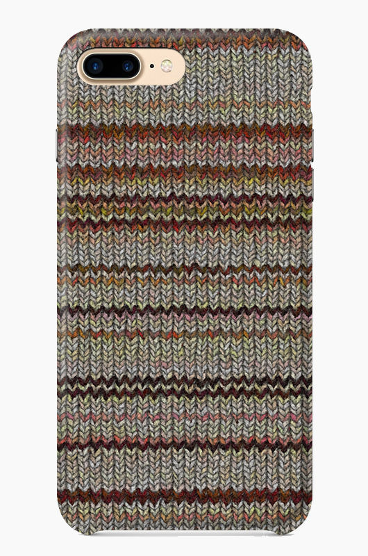 CHILLN Graphic Case Wool Brown