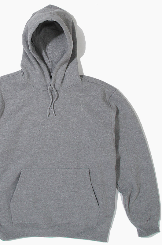 BEIMAR Basic Hood Grey