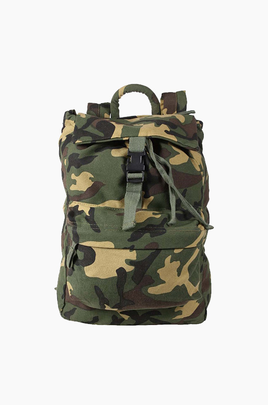 ROTHCO Canvas Daypack W.Camo