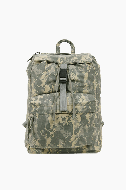 ROTHCO Canvas Daypack D.Camo