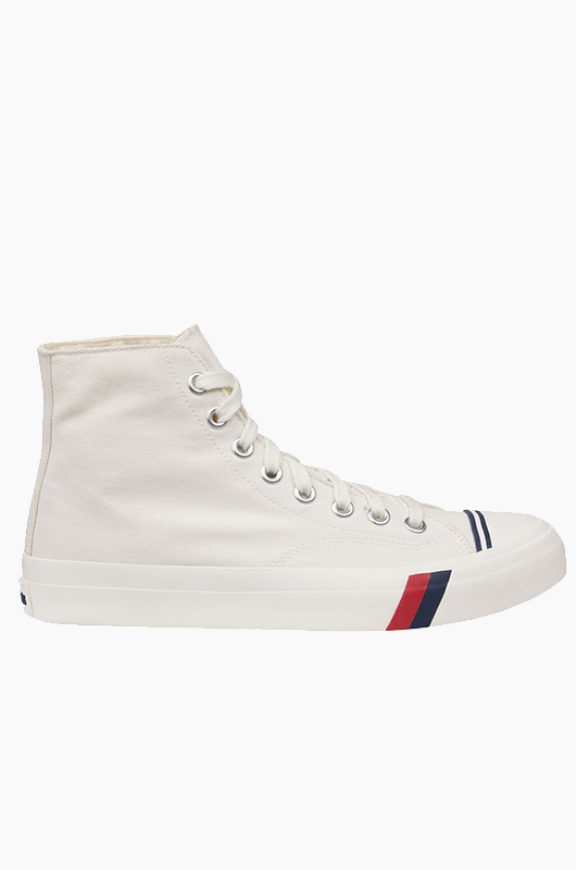 PRO KEDS Royal Hi Classic Canvas White