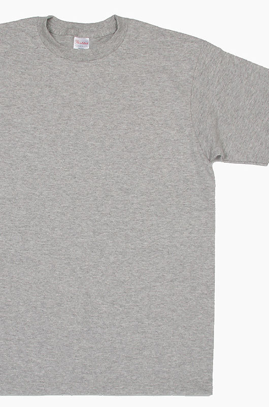 PRINTSTAR Basic S/S Grey
